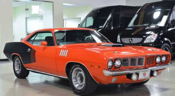 How to take care of your Muscle car in the best way - useful tips 1