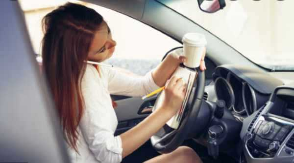 Causes of Distracted Driving 1