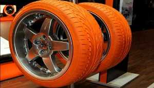 Colored Tires Is the New Trend We Want to See Everywhere! 1
